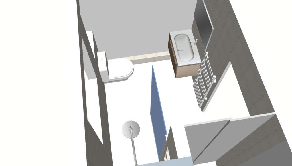 batitech renovation salle de bain projet montauban