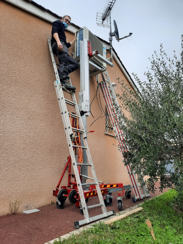 Batitech installation Climatisation pendant Montauban