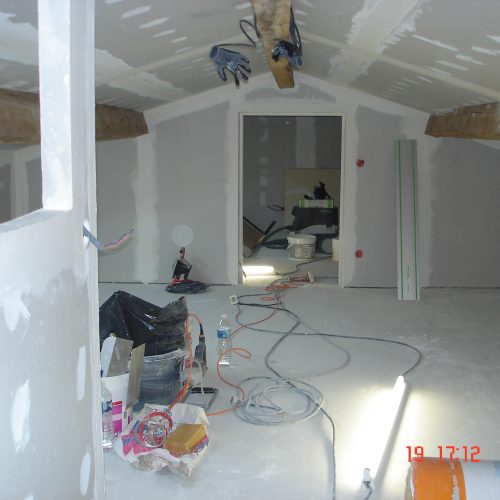 chantier rénovation maison Montauban